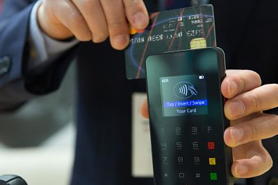 Credit Cards Are Now The Preferred Method Of Payment Among Americans